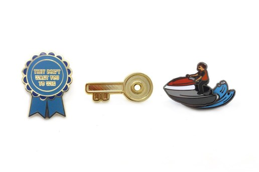 PINTRILL Drops a DJ Khaled-Inspired Pin Pack