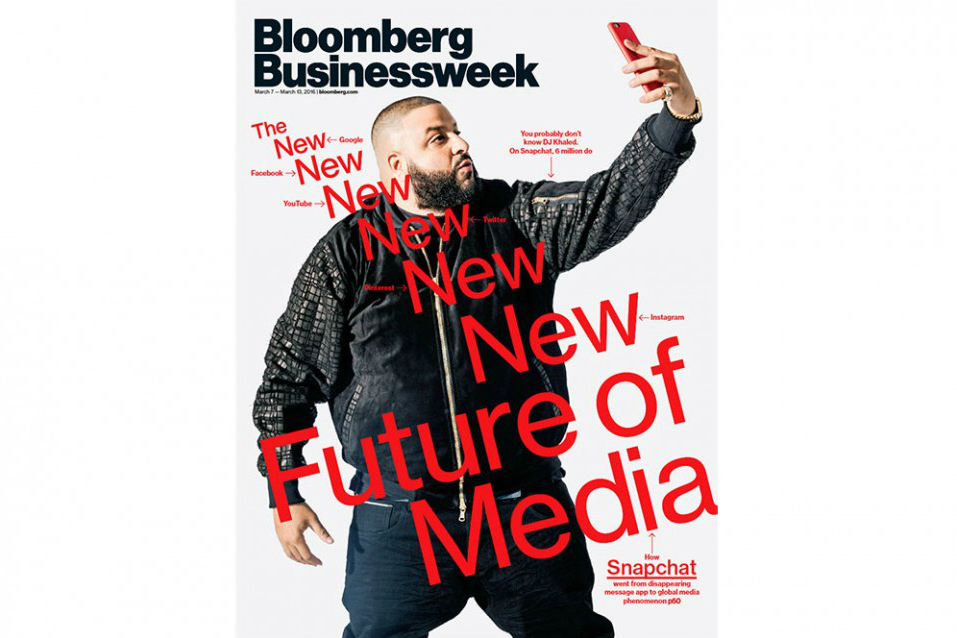 DJ Khaled Is the Unlikely Face of New Media