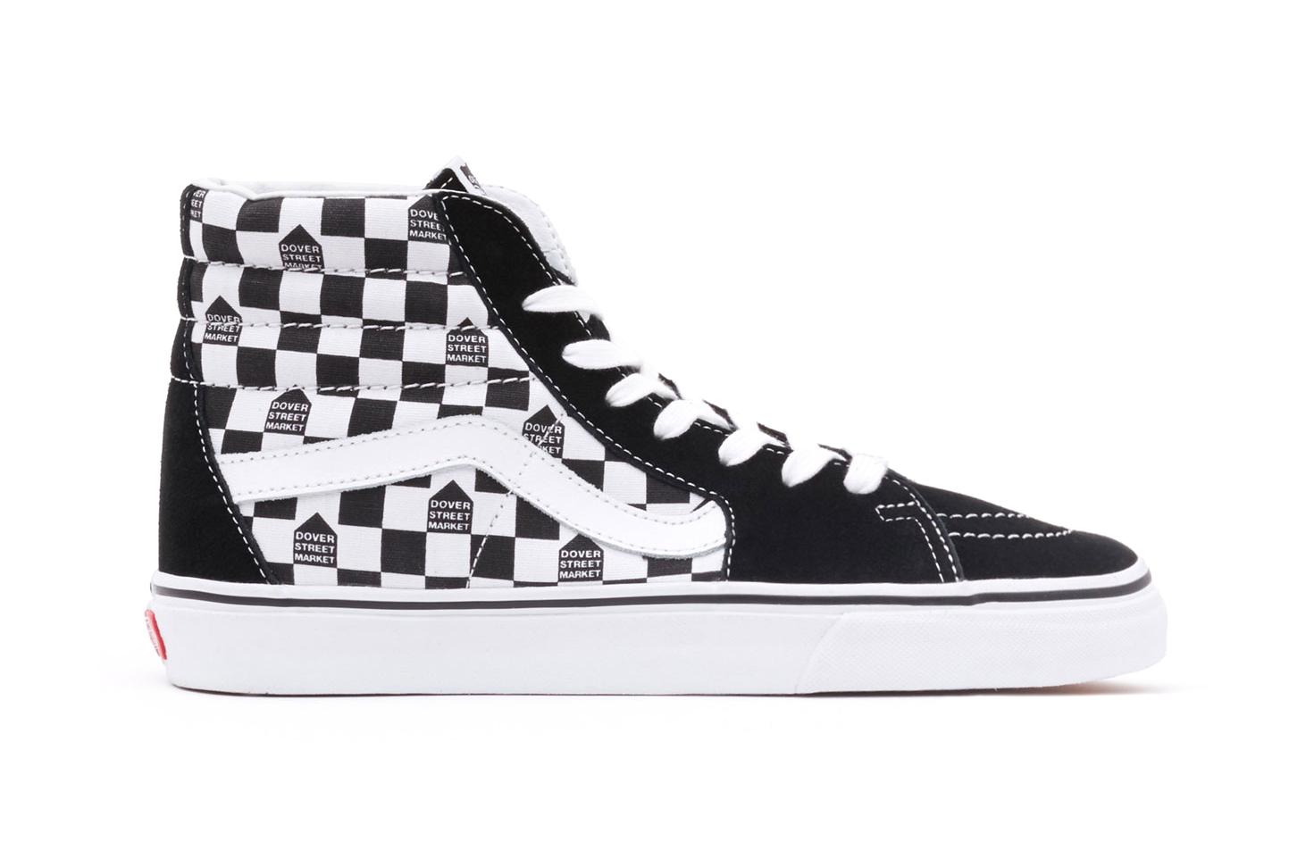 Vans Releases New Colorways for Dover Street Market's New London Location