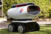 Meet DRU, Domino's Pizza Delivery Robot