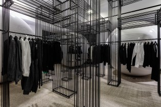 Take a Look Inside Dover Street Market's New Haymarket Location