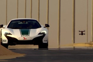 Watch a Drone Race a McLaren in the Lead-up to Dubai's World Drone Prix