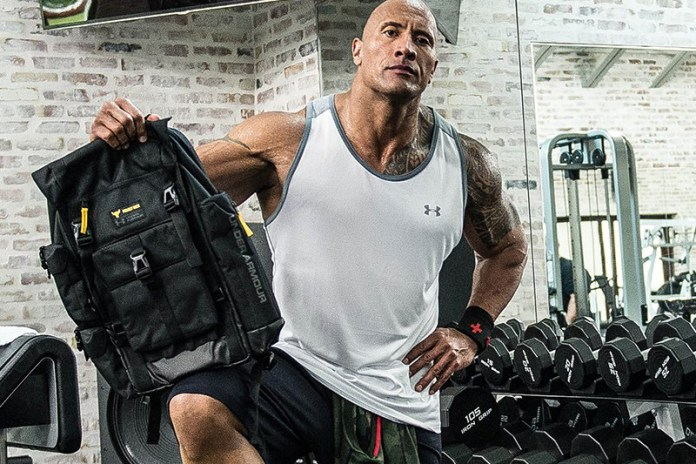 """Dwayne """"The Rock"""" Johnson and Under Armour Reveal Their Inaugural Collection Pieces"""