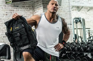 "Dwayne ""The Rock"" Johnson and Under Armour Reveal Their Inaugural Collection Pieces"
