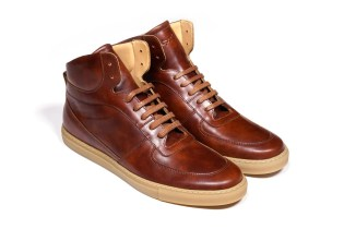 Epaulet Integrates Museum Calf Leather Into Its Latest Collection