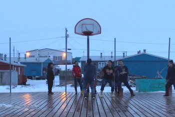 A Documentary About the Importance of Basketball in Alaskan Village Life