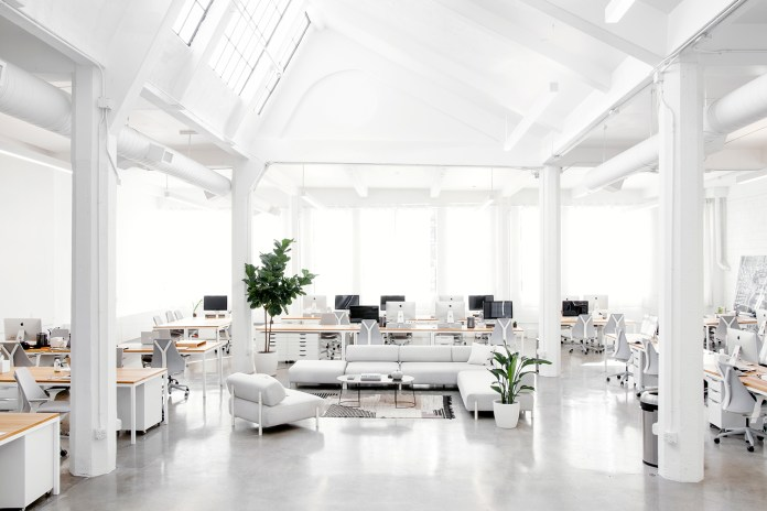 Everlane Transforms an Old Laundry Facility Into Its New Headquarters