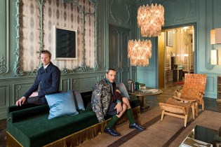 Take a Tour of Fendi's Lavish Palazzo Privé