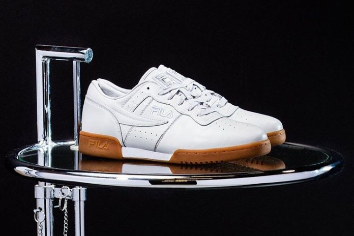 FILA Puts a Premium Spin on the Original Fitness