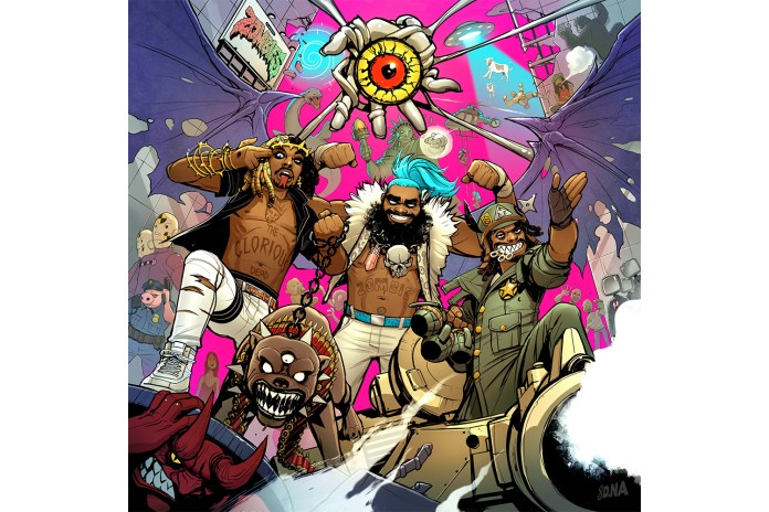 Stream Flatbush ZOMBiES' Debut Album '3001: A Laced Odyssey'