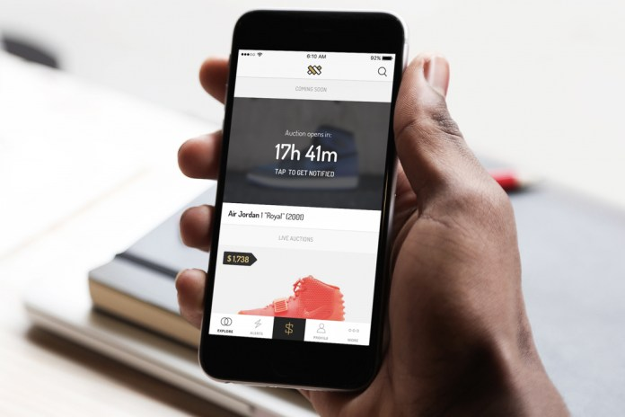 Flip App Makes It Easy to Buy and Sell Rare Sneakers