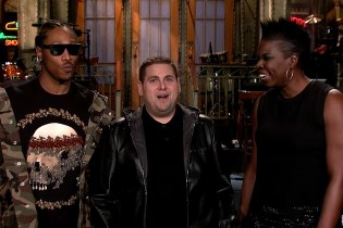 Future Predicts How This Episode of SNL Will Be for Jonah Hill & Leslie Jones