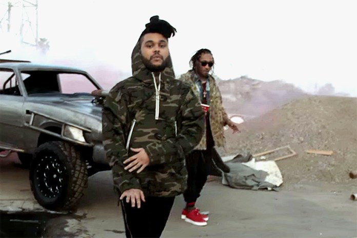 """Future featuring The Weeknd """"Low Life"""" Music Video"""