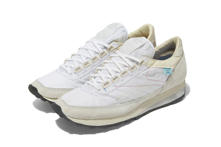 Garbstore Turns the Reebok Aztec Inside out for Spring/Summer 2016