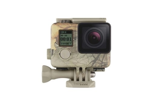 "Camouflage Your GoPro With This ""Realtree"" Case"