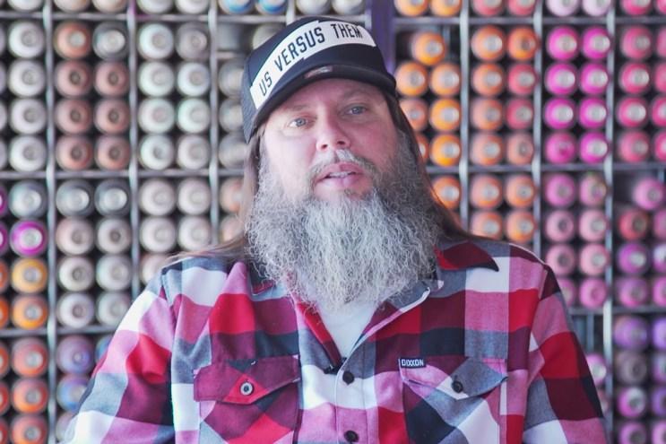 Legendary Graffiti Artist RISK on His Journey in Spray Paint