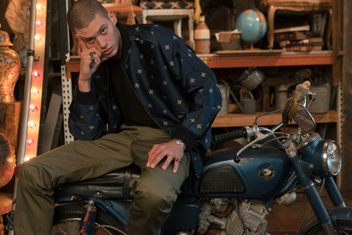 Gucci's 2016 Men's Spring/Summer Collection Reimagines the Past