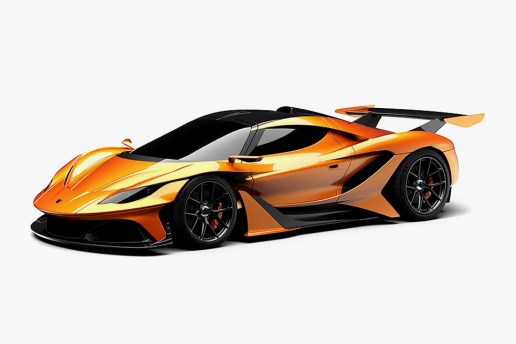 The Gumpert Apollo Arrow Is Extreme in Both Appearances and Performance