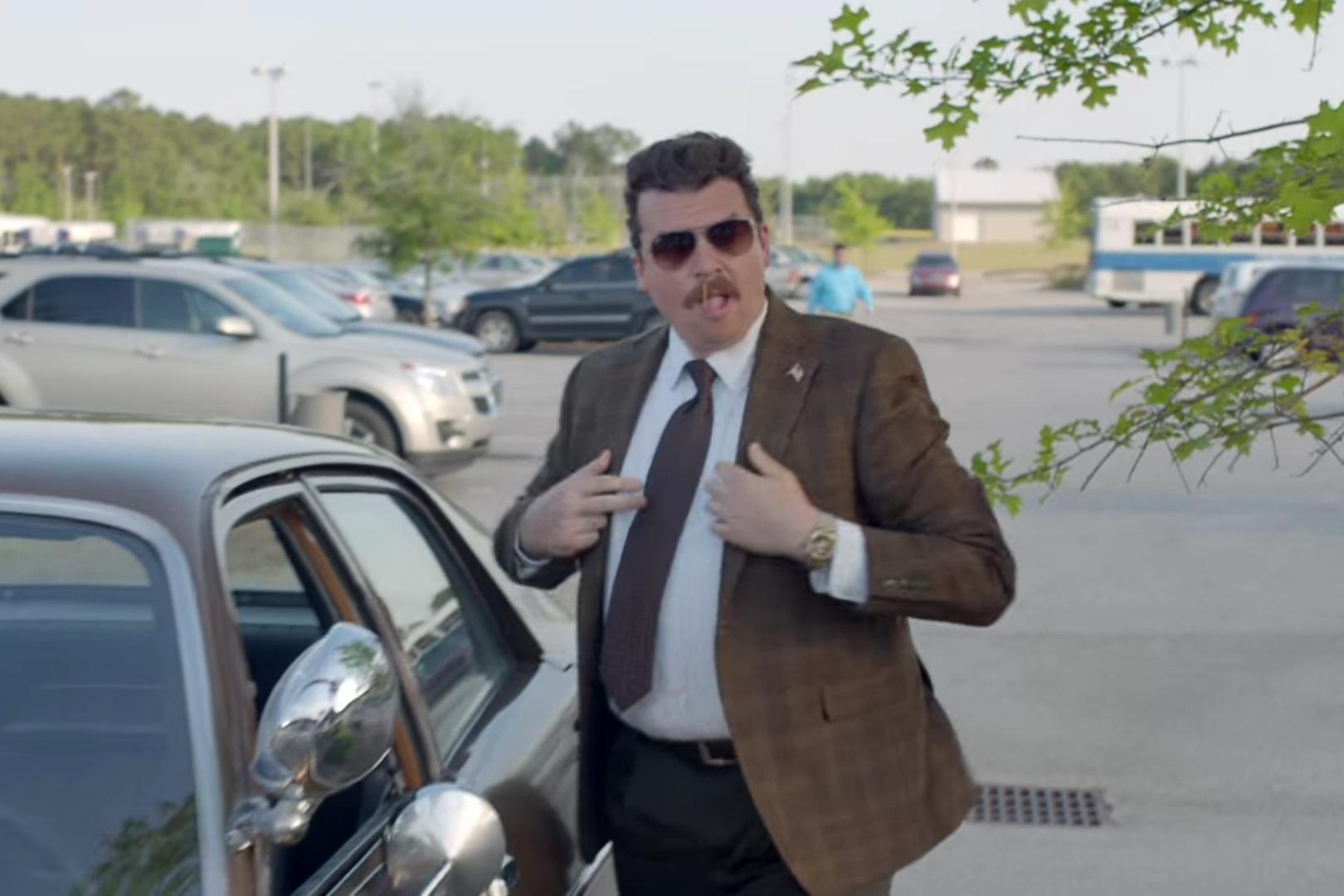 HBO Teases Upcoming Series 'Vice Principals' Starring Danny McBride & Walton Goggins