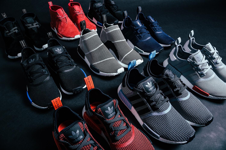 Adidas Nmd Firestarter