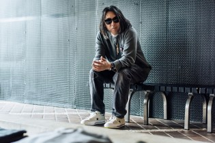 Hiroshi Fujiwara Gives the Converse One Star '74 the fragment Treatment