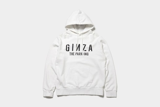 Hiroshi Fujiwara Celebrates THE PARK・ING GINZA With In-House Merchandise