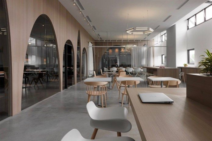 Take a Look Inside H&M's Cathedral-Inspired Headquarters