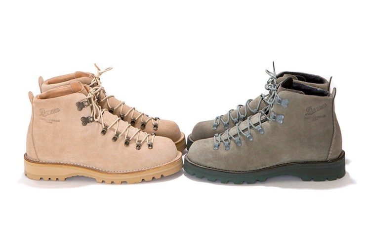 Danner's Mountain Light Boots Get the hobo Treatment