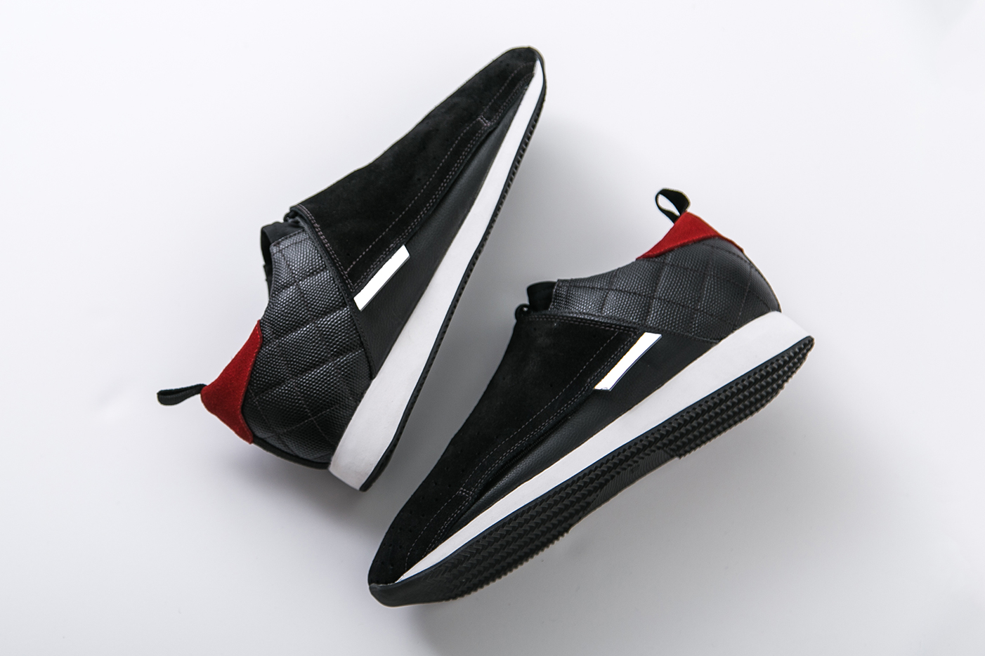 Honda Designs a Driving Shoe Inspired by the Honda Civic