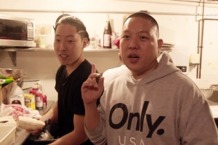 Eddie Huang Cooks a Feast With His Brother in Deleted Scene From 'Huang's World'
