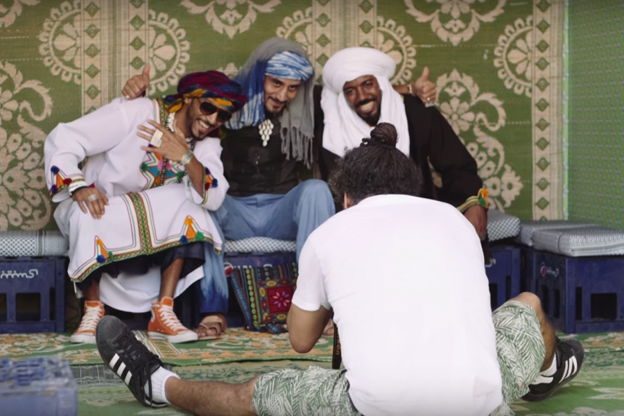 How the Modern Middle East Is Reappropriating Street Culture