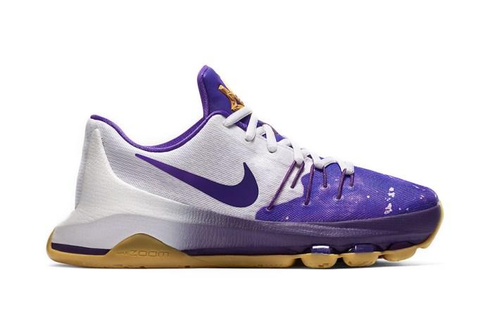 "#hypebeastkids: Nike KD8 ""PBJ"""