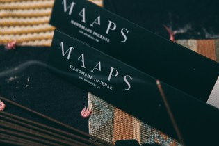 Introducing MAAPS Incense From Los Angeles