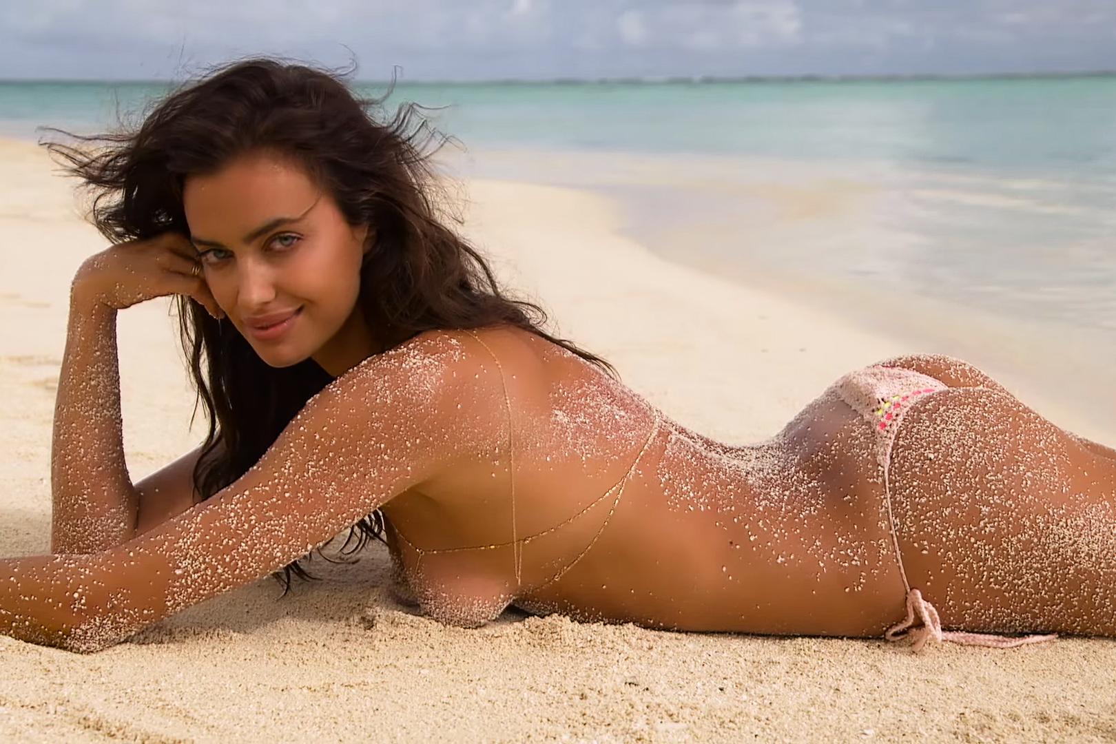 Watch Behind-the-Scenes Footage of Irina Shayk's 'Sports Illustrated' Photoshoot