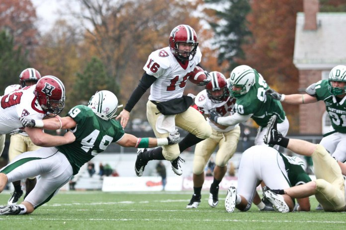 Ivy League Schools Just Banned Tackling in Football Practice