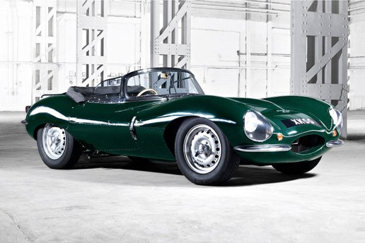 Jaguar Will Build 9 XKSS Cars for $1.5 Million USD Each