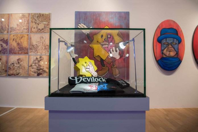 "Jahan Loh ""B-Side & Rarities"" Pop-up Art Studio @ ION Art Gallery"