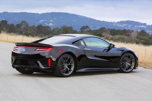 Jay Leno Checks out the 2017 Acura NSX