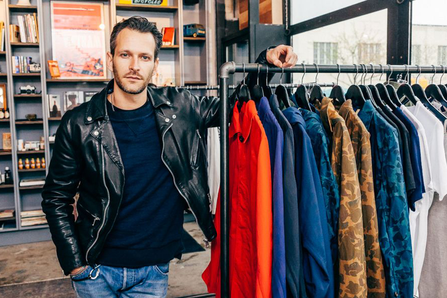 Kinfolk Creative Director Jey Perie Speaks on His Nomadic Lifestyle