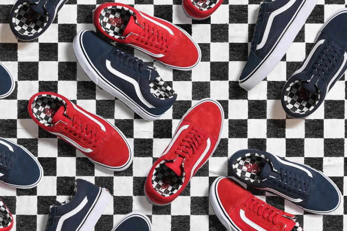 JD Sports & Vans Link up for a Special 50th Anniversary Pack