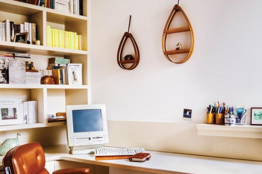 Take a Tour of A.P.C. Founder Jean Touitou's Sophisticated Paris Abode