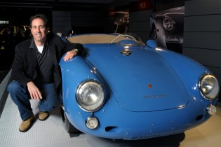 Jerry Seinfeld Sold 15 Porsches for a Total of $22M USD