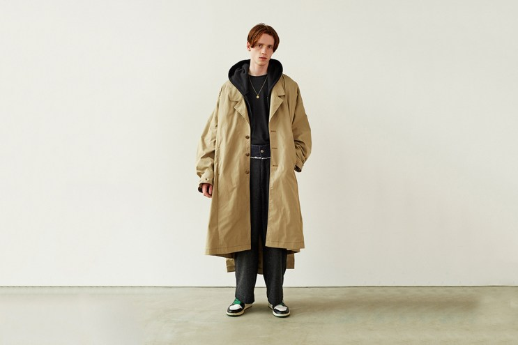 JieDa 2016 Fall/Winter Lookbook
