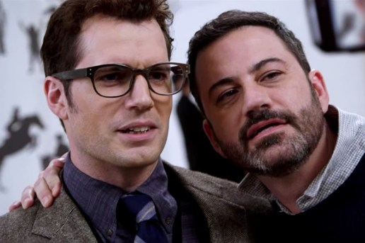 Watch Jimmy Kimmel's Deleted Scene From 'Batman v Superman'
