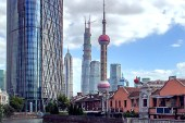 An Incredible 4-Year Timelapse Video of the Shanghai Tower's Construction