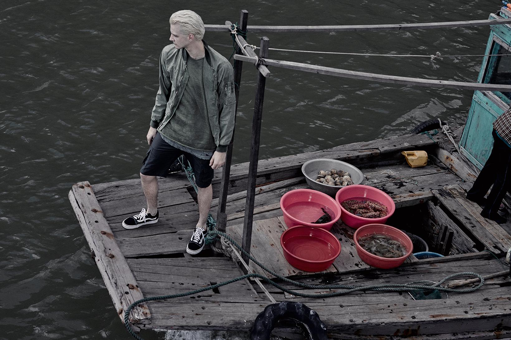 John Elliott Returns to Vietnam for Its Latest Lookbook