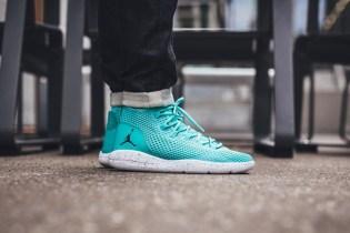 """Jordan Brand Reveal """"Hyper Turquoise"""""""