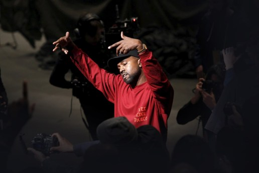 "Kanye West's ""Famous"" Is Available to Stream on Apple Music and Spotify"