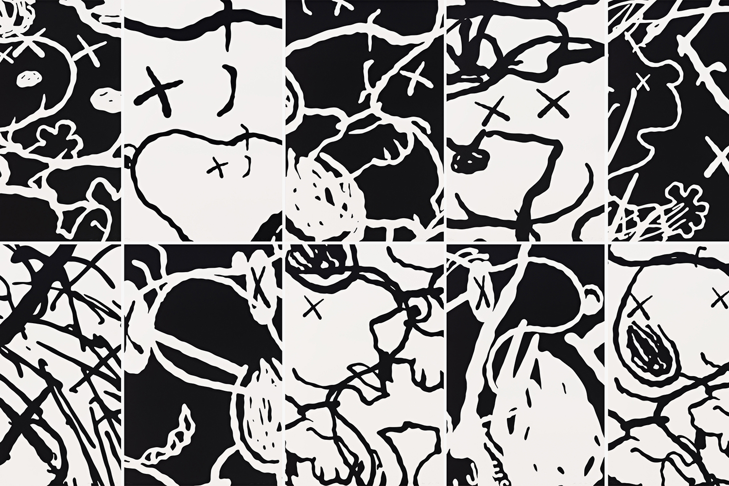 KAWS Teams up With Pace Prints to Drop Limited Edition 'Man's Best Friend' Set
