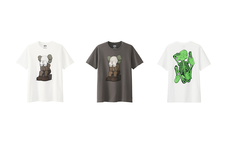 KAWS x Uniqlo UT 2016 Spring/Summer Collection